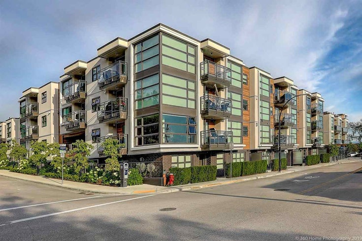 101 1160 OXFORD STREET - White Rock Apartment/Condo for sale, 2 Bedrooms (R2547399)