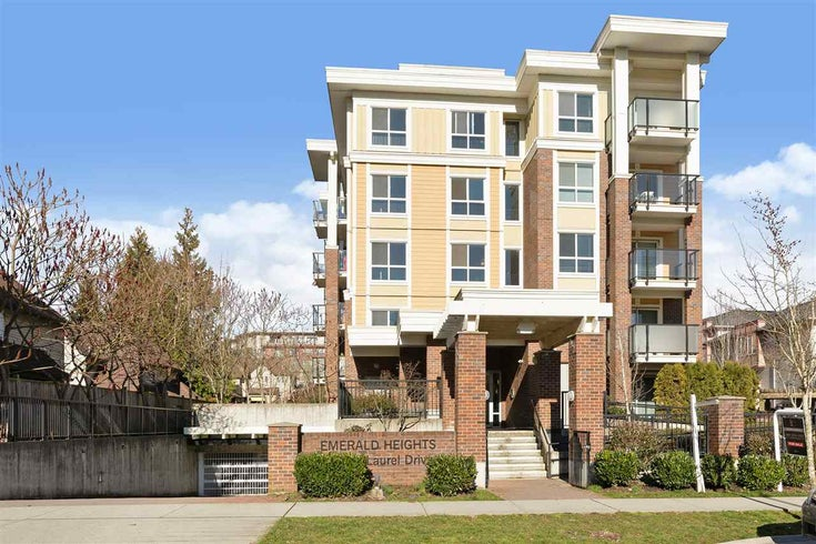 816 13883 LAUREL DRIVE - Whalley Apartment/Condo for sale, 1 Bedroom (R2547408)