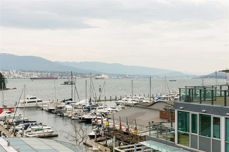 607 560 CARDERO STREET - Coal Harbour Apartment/Condo for sale, 2 Bedrooms (R2547423)