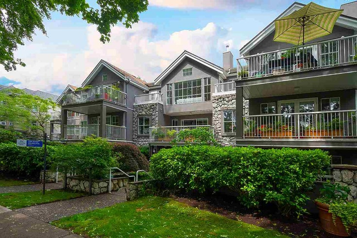 207 655 W 13TH AVENUE - Fairview VW Apartment/Condo for sale, 2 Bedrooms (R2547432)