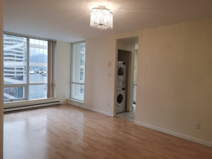 1206 1166 MELVILLE STREET - Coal Harbour Apartment/Condo for sale, 1 Bedroom (R2547481)