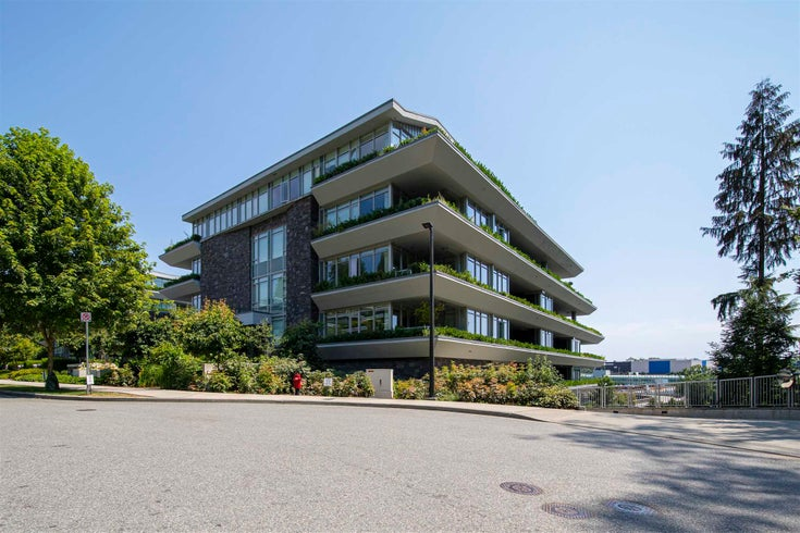 203 866 ARTHUR ERICKSON PLACE - Park Royal Apartment/Condo for sale, 2 Bedrooms (R2547532)