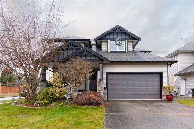 6133 167A STREET - Cloverdale BC House/Single Family for sale, 4 Bedrooms (R2547832)