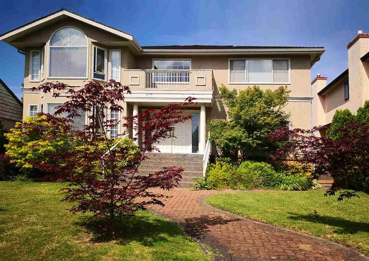 6339 YUKON STREET - Oakridge VW House/Single Family for sale, 6 Bedrooms (R2548072)
