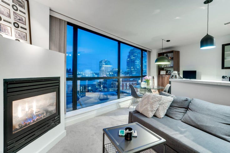 701 124 W 1ST STREET - Lower Lonsdale Apartment/Condo for sale, 1 Bedroom (R2548503)