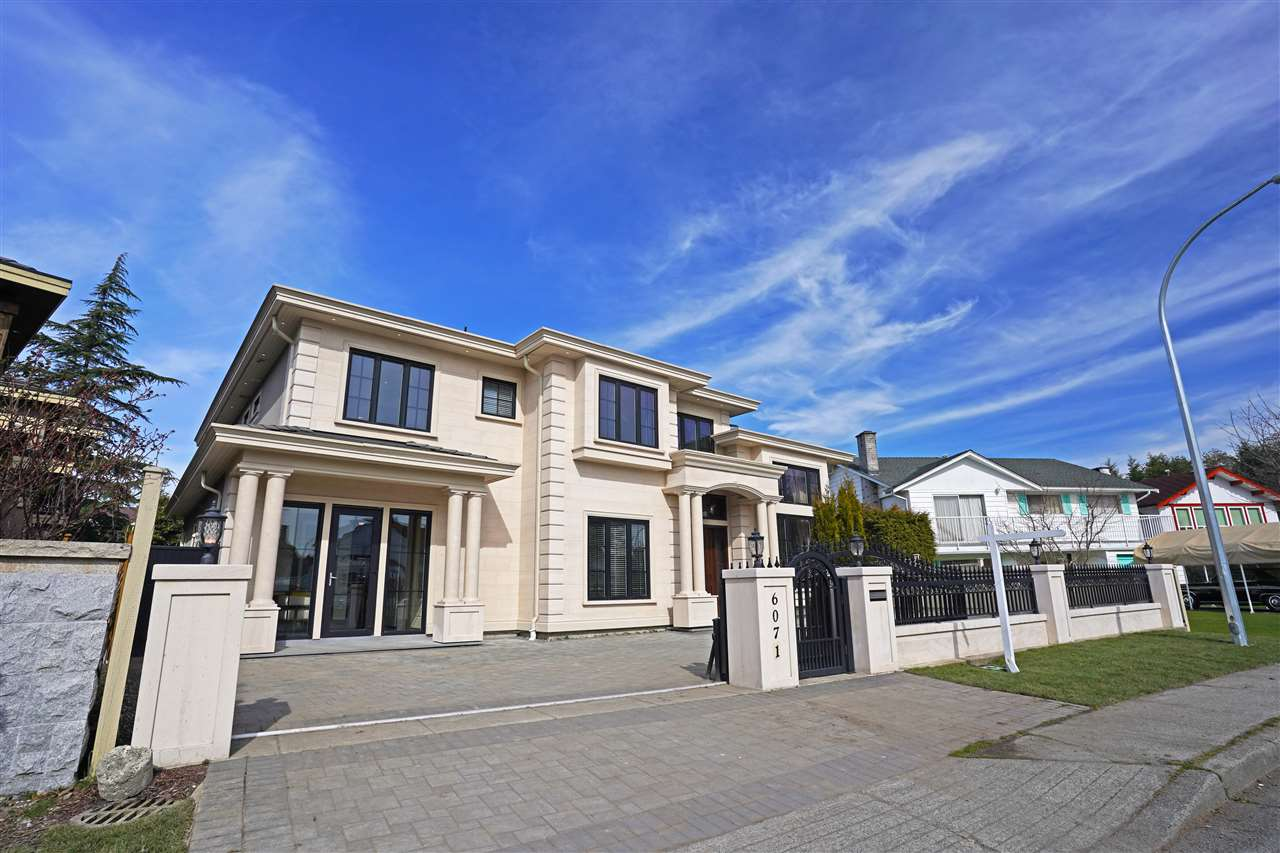 6071 NANIKA CRESCENT - Granville House/Single Family for sale, 5 Bedrooms (R2549158)