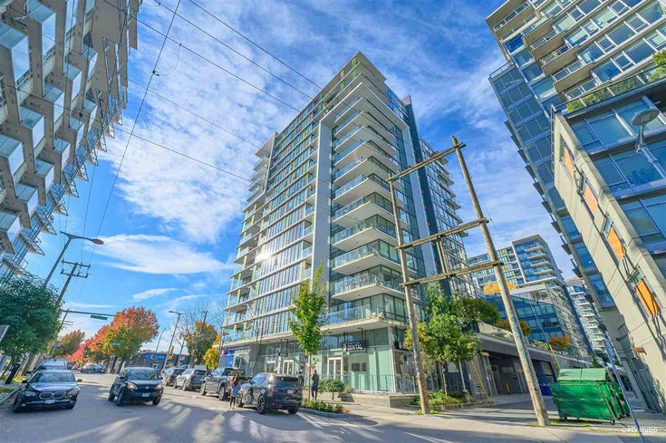 319 1783 MANITOBA STREET - False Creek Apartment/Condo for sale, 2 Bedrooms (R2549254)