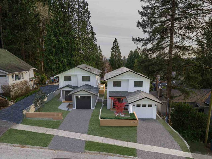 1723 PETERS ROAD - Lynn Valley House/Single Family for sale, 4 Bedrooms (R2549674)