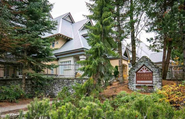 62 4335 NORTHLANDS BOULEVARD - Whistler Village Townhouse for sale(R2549881)