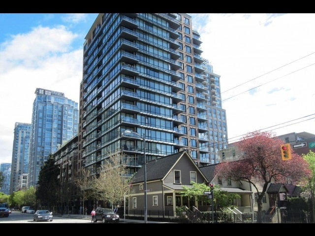 717 1088 RICHARDS STREET - Yaletown Apartment/Condo for sale, 1 Bedroom (R2549891)