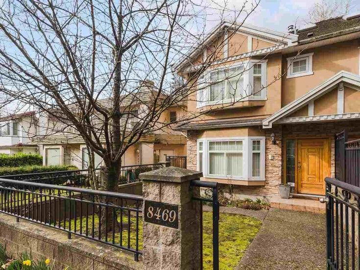 8469 FRENCH STREET - Marpole 1/2 Duplex for sale, 6 Bedrooms (R2550233)