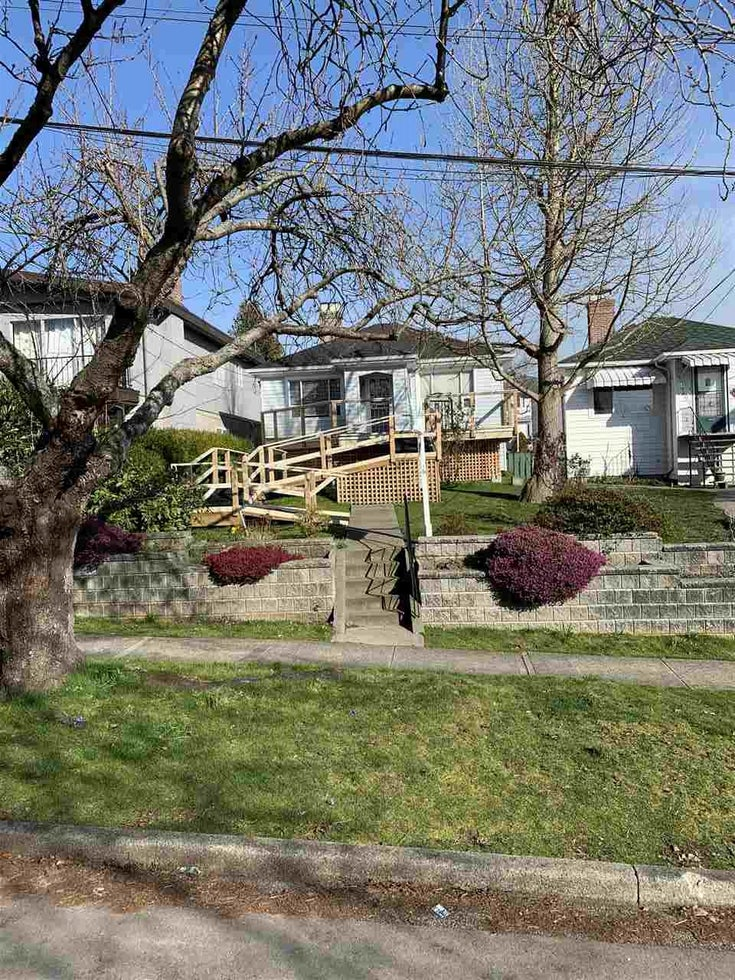 8180 CARTIER STREET - Marpole House/Single Family for sale, 2 Bedrooms (R2550367)