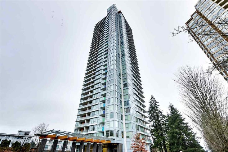 1607 5883 BARKER AVENUE - Metrotown Apartment/Condo for sale, 2 Bedrooms (R2550423)