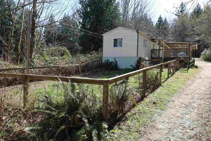 6080 REEVES ROAD - Sechelt District House with Acreage for sale, 2 Bedrooms (R2550480)