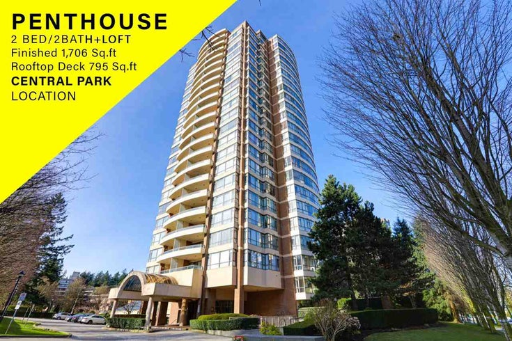 2405 5885 OLIVE AVENUE - Metrotown Apartment/Condo for sale, 2 Bedrooms (R2550730)