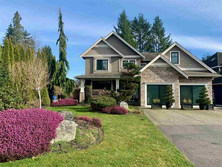 8924 TRATTLE STREET - Fort Langley House/Single Family for sale, 5 Bedrooms (R2550734)