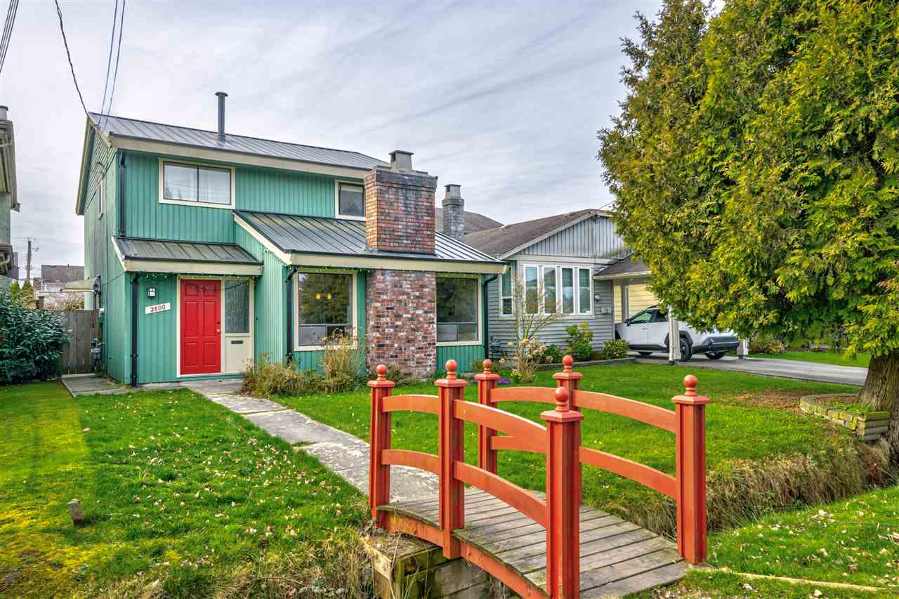3600 RICHMOND STREET - Steveston Village House/Single Family for sale, 3 Bedrooms (R2550876)