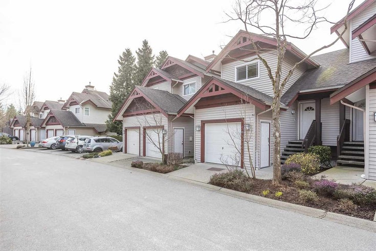 65 15 FOREST PARK WAY - Heritage Woods PM Townhouse for sale, 2 Bedrooms (R2550877)