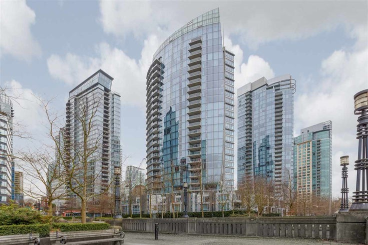 704 1233 W CORDOVA STREET - Coal Harbour Apartment/Condo for sale, 2 Bedrooms (R2550918)