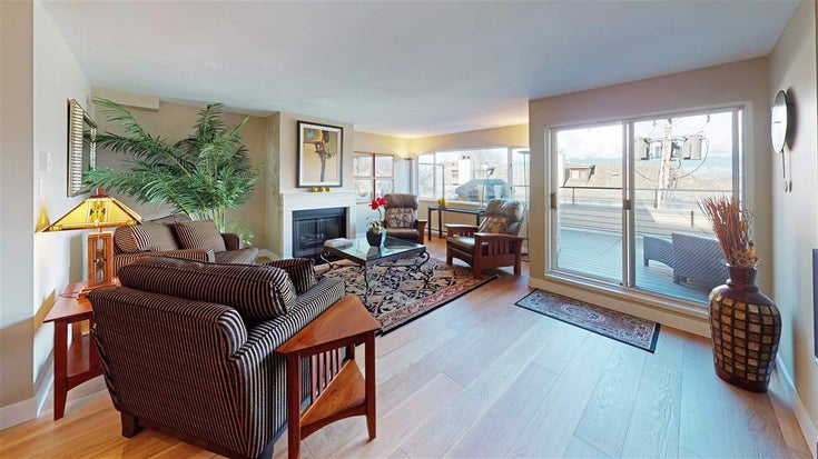 2415 W 1ST AVENUE - Kitsilano Townhouse for sale, 2 Bedrooms (R2551077)
