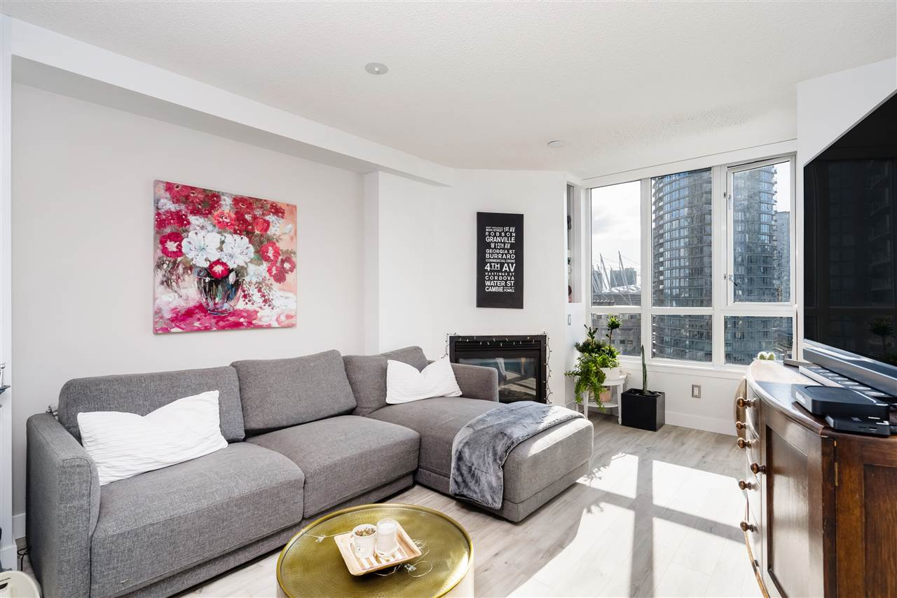 1710 63 KEEFER PLACE - Downtown VW Apartment/Condo for sale, 1 Bedroom (R2551162) - #1