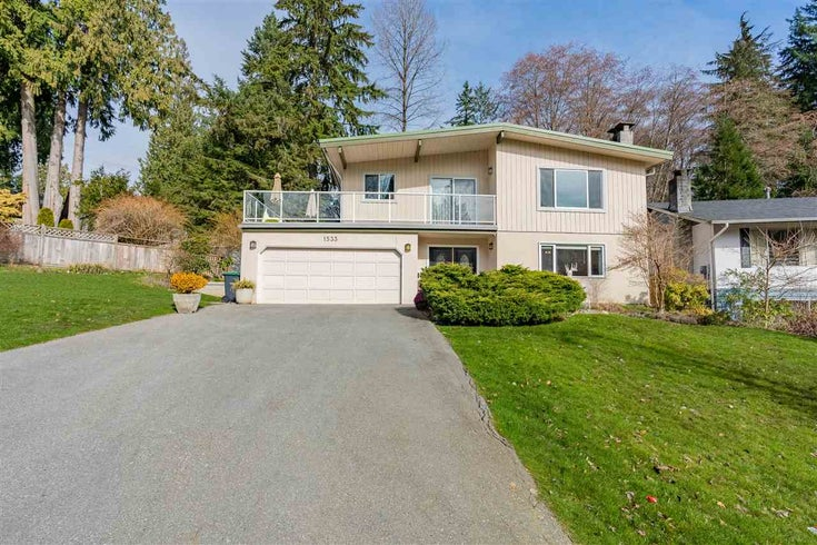 1533 KILMER PLACE - Lynn Valley House/Single Family for sale, 5 Bedrooms (R2551348)