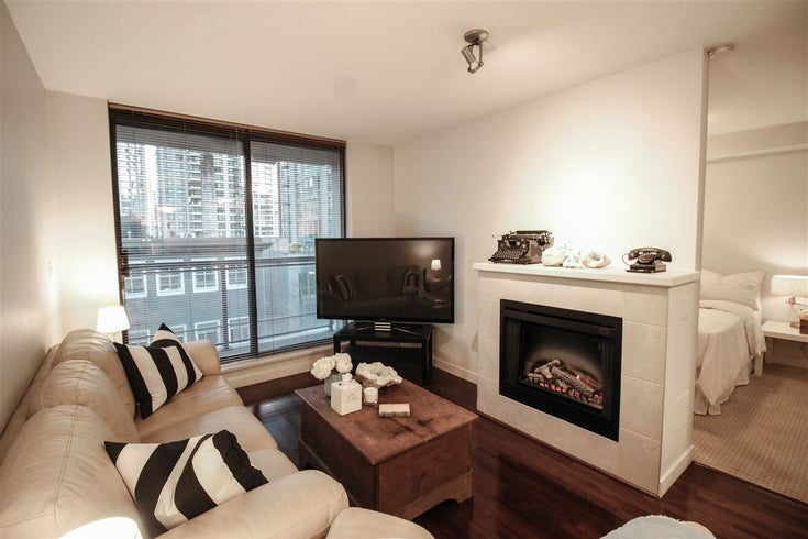 408 538 SMITHE STREET - Downtown VW Apartment/Condo for sale, 1 Bedroom (R2551407)