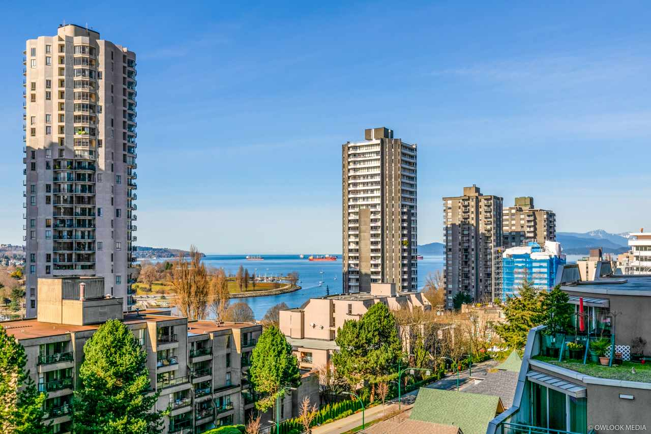 906 1003 PACIFIC STREET - West End VW Apartment/Condo for sale, 1 Bedroom (R2551591) - #1
