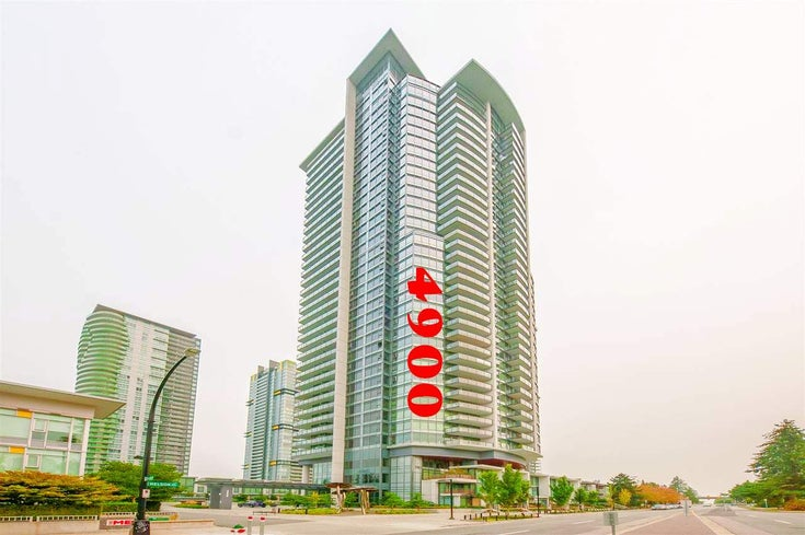 3803 4900 LENNOX LANE - Metrotown Apartment/Condo for sale, 2 Bedrooms (R2551619)