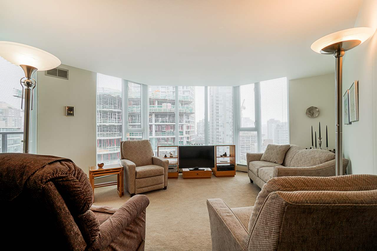 1705 1010 BURNABY STREET - West End VW Apartment/Condo for sale, 2 Bedrooms (R2551763) - #1