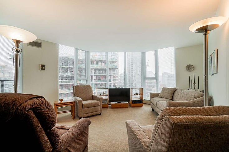 1705 1010 BURNABY STREET - West End VW Apartment/Condo for sale, 2 Bedrooms (R2551763)