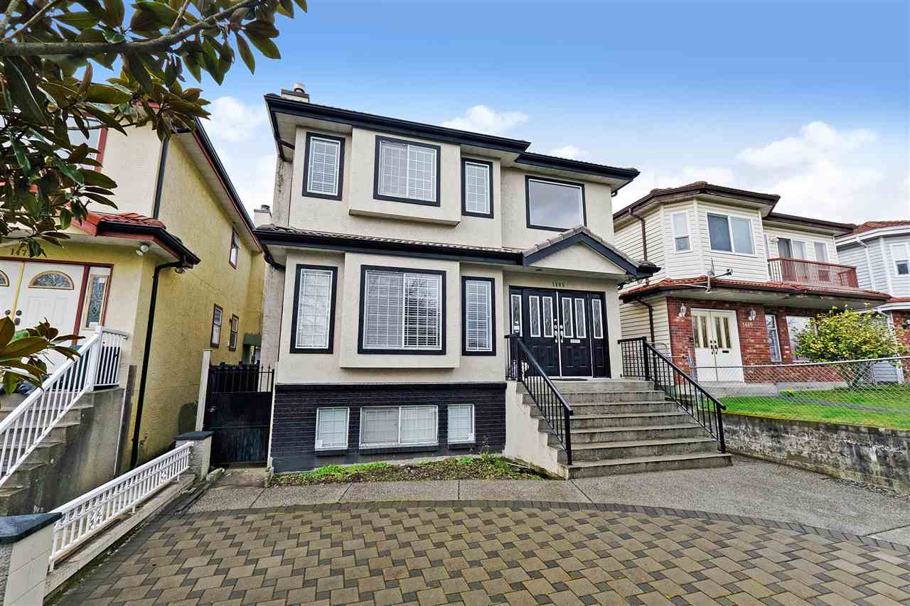1485 E 61ST AVENUE - Fraserview VE House/Single Family for sale, 5 Bedrooms (R2551905) - #1