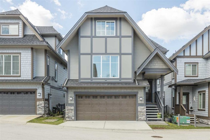 72 8217 204B STREET - Willoughby Heights Townhouse for sale, 5 Bedrooms (R2551936)