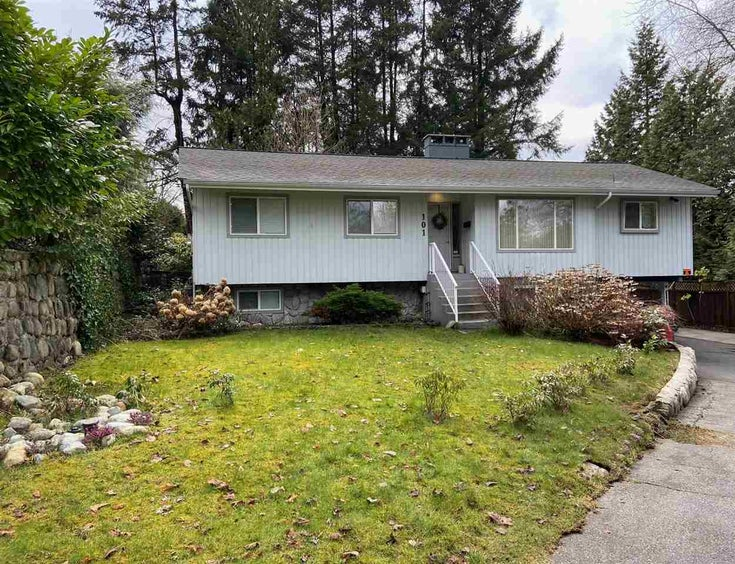 101 CLEARVIEW DRIVE - Port Moody Centre House/Single Family for sale, 4 Bedrooms (R2551995)