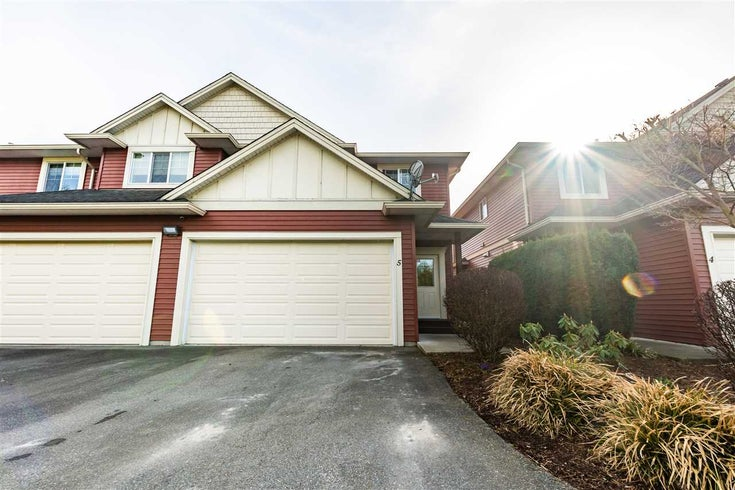 5 7519 MORROW ROAD - Agassiz Townhouse for sale, 3 Bedrooms (R2552400)