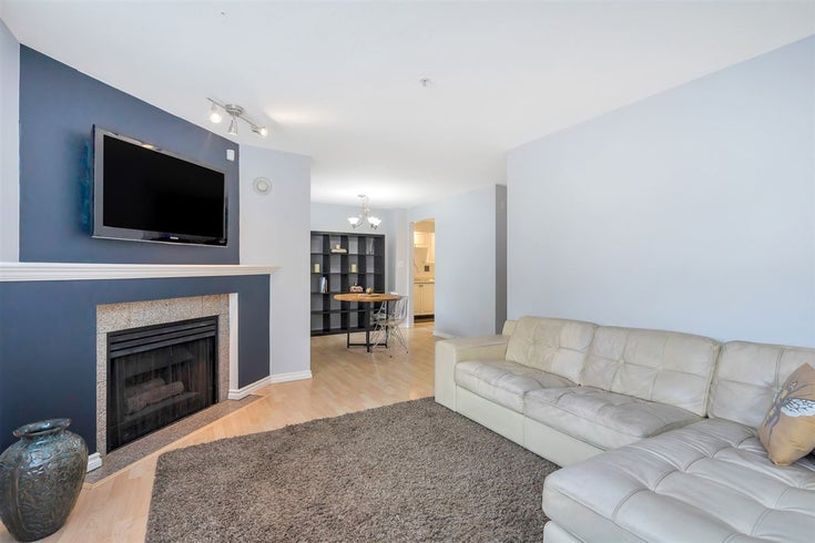 101 3628 RAE AVENUE - Collingwood VE Apartment/Condo for sale, 1 Bedroom (R2552536)