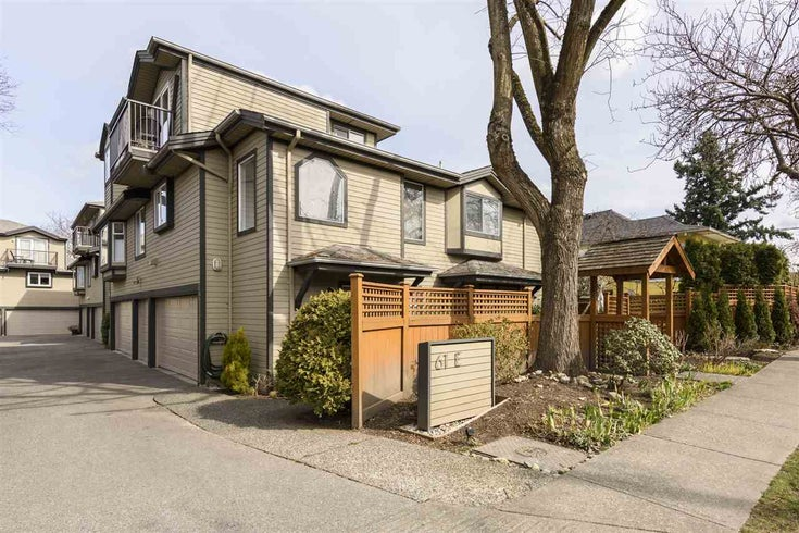 5 61 E 23RD AVENUE - Main Townhouse for sale, 2 Bedrooms (R2552570)