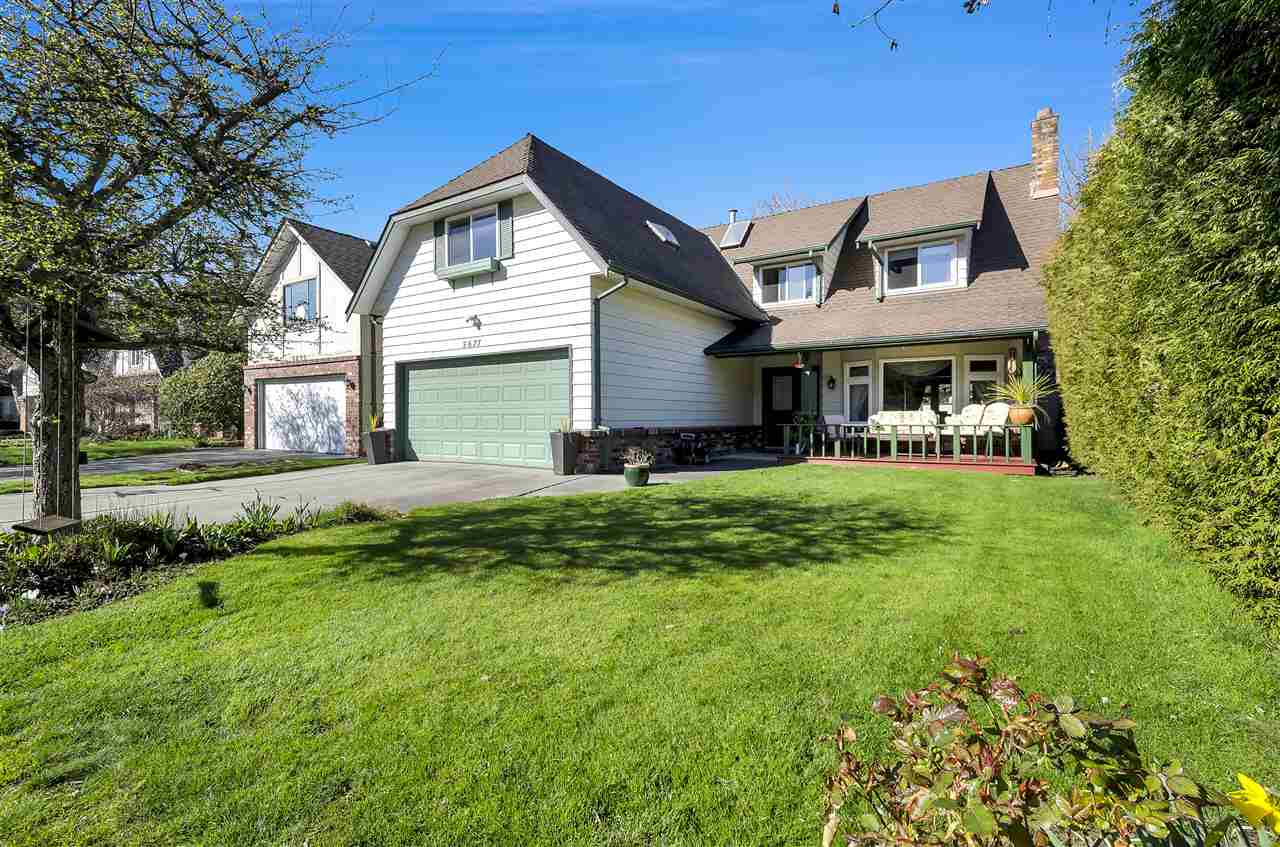 5677 SANDIFORD PLACE - Steveston North House/Single Family for sale, 4 Bedrooms (R2552597)