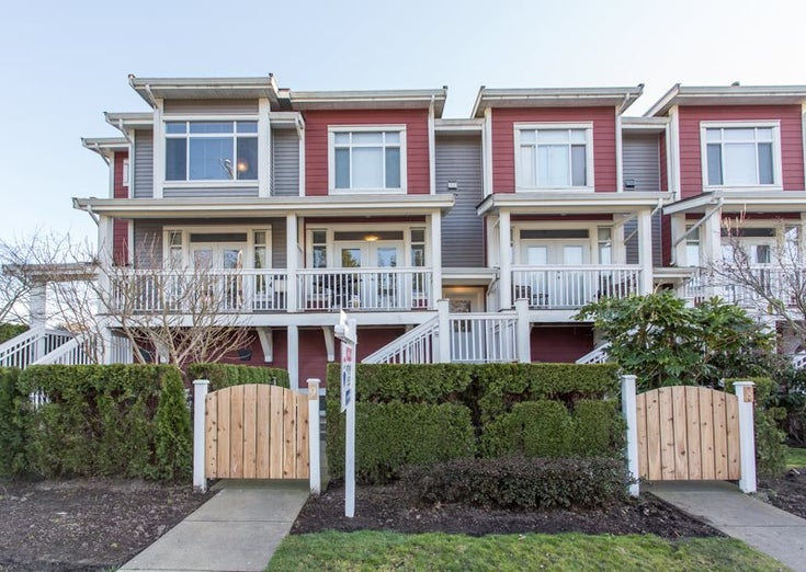 9 4388 MONCTON STREET - Steveston South Townhouse for sale, 2 Bedrooms (R2552617)