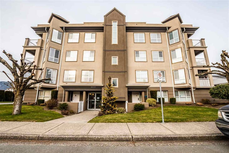 305 45773 VICTORIA AVENUE - Chilliwack N Yale-Well Apartment/Condo for sale, 2 Bedrooms (R2552927)