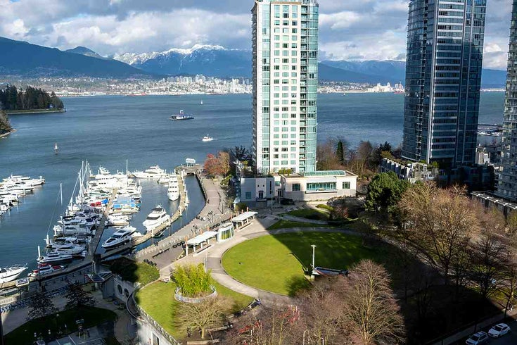 1506 588 BROUGHTON STREET - Coal Harbour Apartment/Condo for sale, 1 Bedroom (R2552942)