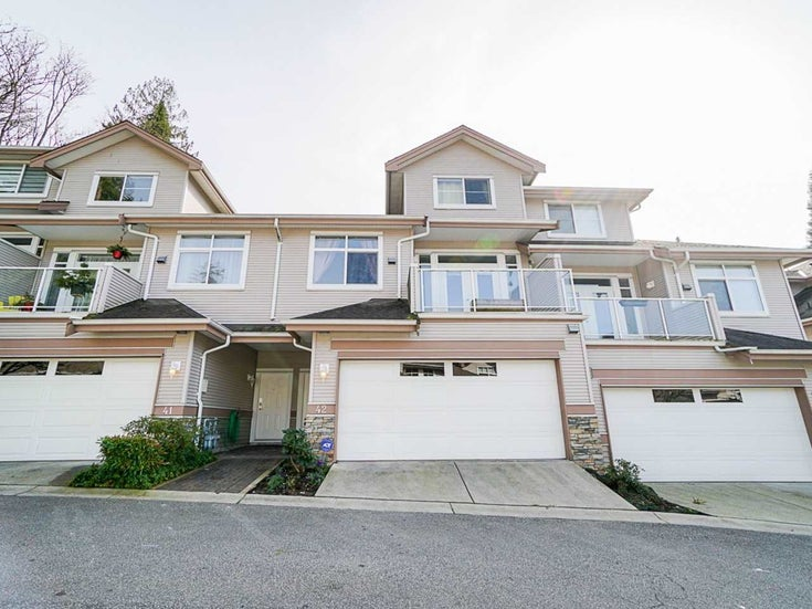 42 11860 RIVER ROAD - Royal Heights Townhouse for sale, 3 Bedrooms (R2553236)