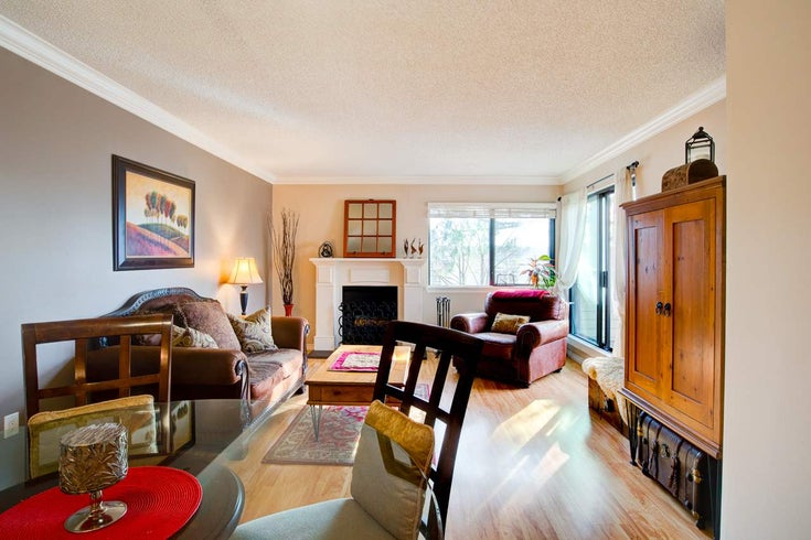302 3275 MOUNTAIN HIGHWAY - Lynn Valley Apartment/Condo for sale, 2 Bedrooms (R2553247)