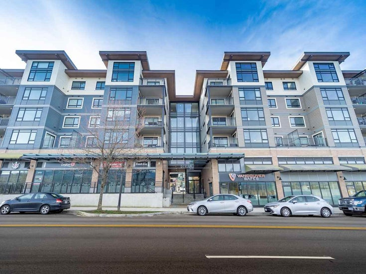 420 2525 CLARKE STREET - Port Moody Centre Apartment/Condo for sale, 2 Bedrooms (R2553361)