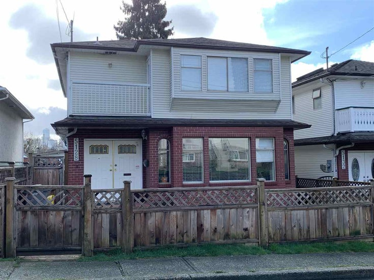 5128 RUBY STREET - Collingwood VE House/Single Family for sale, 3 Bedrooms (R2553417)