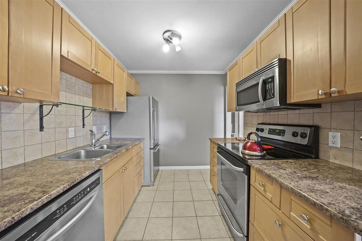 204 236 W 2ND STREET - Lower Lonsdale Apartment/Condo for sale, 2 Bedrooms (R2553625)