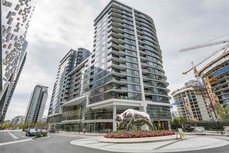 521 68 SMITHE STREET - Downtown VW Apartment/Condo for sale, 1 Bedroom (R2553863)