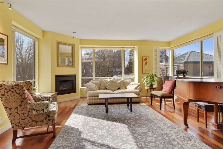 401 2628 ASH STREET - Fairview VW Apartment/Condo for sale, 2 Bedrooms (R2553888)