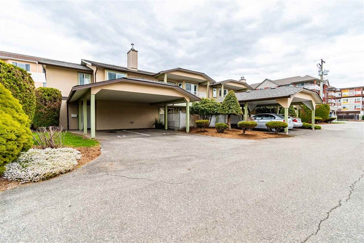 27 8975 MARY STREET - Chilliwack W Young-Well Townhouse for sale, 2 Bedrooms (R2554048)