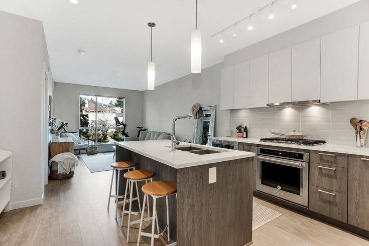 210 615 E 3RD STREET - Lower Lonsdale Apartment/Condo for sale, 1 Bedroom (R2554076)